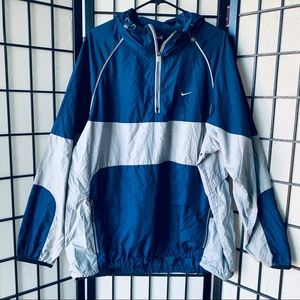 Nike VTG windbreaker Jacket sz XL